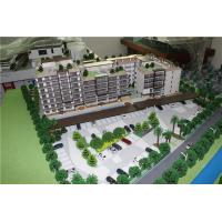 Buy cheap With car parking scale model maker , residential real estate project from Tailand from wholesalers