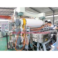 Buy cheap plastic sheet extrusion line PVC free foam sheet extrusion line from wholesalers