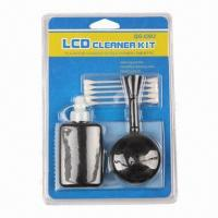 Buy cheap Laptop/TV/LCD Screen Cleaning Kit with Solutions and Brush from wholesalers