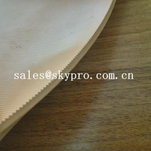 Soft Shoe Sole Rubber Sheet Anti-Slip Comfortable Shoe Sole Materials Manufactures