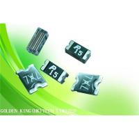 Buy cheap Resettable Fuses Size: 1210(SMD FUSES) from wholesalers