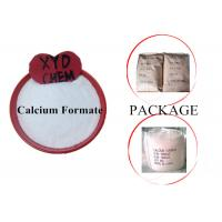 Buy cheap XYD Calcium Formate Cement Concrete Accelerator Admixture ≥ 30.1% Ca Content from wholesalers