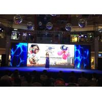 China Indoor Stage Rental LED Display P3 High Definition LED Video Panels Ultra Brightness on sale