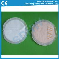 Buy cheap 130mm large size disposable breast pad made in china from wholesalers