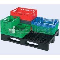 Buy cheap Clean Lighter Weight Safer Plastic Storage Crate, Plastics Compone Easier To Handle from wholesalers