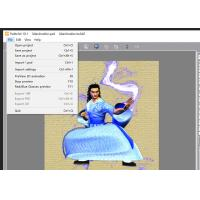 Buy cheap OK3D PSDTO3D101 vesion software make for injekt lenticular printing and UV offset printing by PSD file drawline function from wholesalers