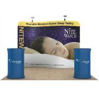 Buy cheap 20ft S Shape Fabric Display Wall (Graphics Included) from wholesalers