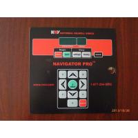Buy cheap Professional Waterproof Push Button Membrane Switch For Electronic Reading Machine from wholesalers