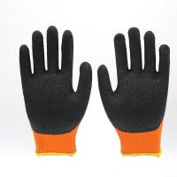 Wholesale winter hand gloves winter latex working glove acrylic gloves from china suppliers
