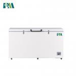 Buy cheap R290 Refrigerant Biomedical Chest Freezer , -40C Horizontal Chest Freezer from wholesalers