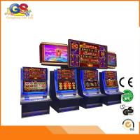 Buy cheap Classic Casino Arcade Coin Op Stand Up Video Games Slot Machines For Sale from wholesalers