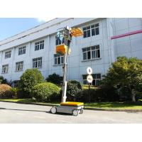 Buy cheap 5.1 m Mast Type Aluminum Self Propelled Elevating Work Platforms Stock Picker from wholesalers