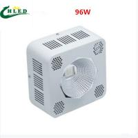 Wholesale 100w 8band cob full spectrum red+blue+White+ IR+UV led plant grow lights reflector cup from china suppliers