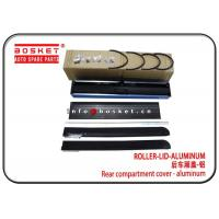 Buy cheap Durable Isuzu D-MAX Parts2013-2020 Aluminum Roller Lid Rear Compartment Cover from wholesalers