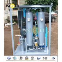 Buy cheap Double Tanks Compressed Air Generator , Continuous Supply Compressed Air Dryer Unit from wholesalers