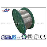 Buy cheap High Tensile Galvanized Steel Wire Thick Zinc Coating For Flexible Duct And Pipe from wholesalers