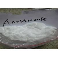 Buy cheap Efficient Medication Anastrozole Arimidex For Breast Cancer 120511-73-1 from wholesalers