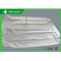 Wholesale Hospital Medical Disposable Bed Sheets With Flat And Elastic  Style From China Suppliers