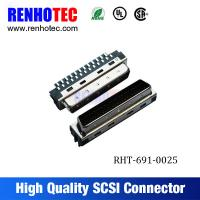 Buy cheap 14P 26P 36P 50P 68P 100P SCSI DB Type Plug Connector from wholesalers