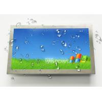 Buy cheap Fanless Industrial Touch Panel PC 21.5'' Widescreen 1920*1080 Full IP65 from wholesalers