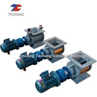 Buy cheap Carbon Steel Discharge Rotary Airlock Valve High Pressure For General Application from wholesalers
