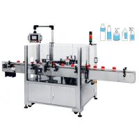 Buy cheap Single Sided Automatic Vial Sticker Labeling Machine For Small Round Bottles from wholesalers