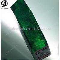 Buy cheap Synthetic emeralds, synthetic green beryl (Be3Al2[Si6O13]) rough stones prices per carat from wholesalers