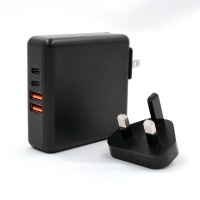Buy cheap Laptop Smart Phone 4 AC Plugs Pd Multi Port USB Chargers from wholesalers