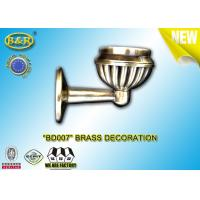 Buy cheap Ref Number BD007 Brass Decoration Material Copper Alloy Tombstone Accessory Lampholder from wholesalers