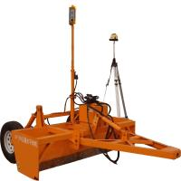 Wholesale agriculture Farm machinery agriculture grader 2.0-3.5m Laser Land Leveling for tractor from china suppliers