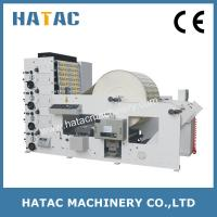 Buy cheap High Speed Paper Reel Printing Machine,Trade Mark Printer Machinery from wholesalers