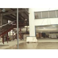 Wholesale High Efficiency Quartz Sand Dryer Machine , Sand Drying Equipment from china suppliers