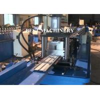 Buy cheap Fire / Vane Smoke Damper Roll Forming Machine Square / Rectangle Duct from wholesalers