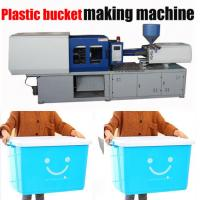 Household Plastic Products Making Machine With Servo System 5 Ejector Point