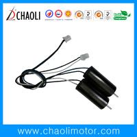 Wholesale High Speed 8MM DC Coreless Motor CL-8520 For DIY Micro FPV RC Drone from china suppliers