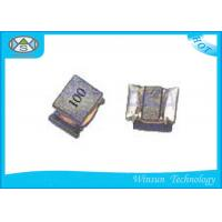 High Frequency SMD Power Inductor Reliable UnShielded Wire Wound  Inductor