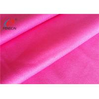 Buy cheap 100 Warp Polyester Tricot Knit Fabric Stretch Fleece Fabric For School Uniform from wholesalers
