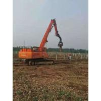 Buy cheap 32Mpa Photovoltaic Pile Driving Equipment High Construction Efficiency from wholesalers