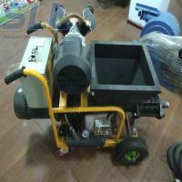 Buy cheap SLW-150 Automatic Cement Mortar Spraying Machine 180m2/h Cement Spray Plaster Machine from wholesalers