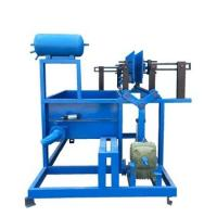 Buy cheap Factory Egg Tray Manufacturing Plant , Adjustable Speed Paper Pulp Moulding Machine from wholesalers