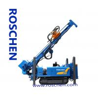 China Crawler Hydraulic Open Air Blast Hole Drilling Rig Machine for Down The Hole Drilling on sale