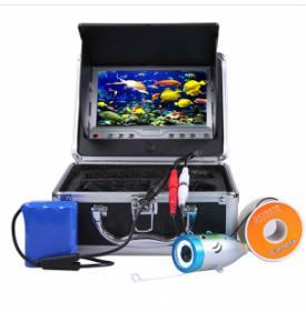 China Custom 700 TVL Mini Ice Fish Finder Camera With HD Color Monitor , 7''color digital screen on sale