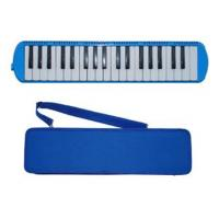 Wholesale ABS Plastic Shell Copper board 37 key Melodica kids toy with Oxford cloth box-AGME37B-2 from china suppliers