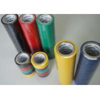 Yellow Low Temperature Tape For Electrical And Manual Wiring Hareness Manufactures