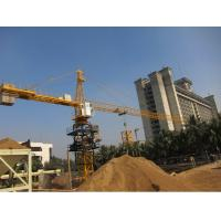 TC5506 Jib Tower Cranes With Length of 55m And The Height Of 45m