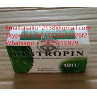 Buy cheap HGH human growth hormone Legit kigtropin Hgh Human Growth Hormone For Women HGH Blue Top10 Vials / Kit from wholesalers