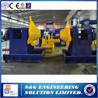 Buy cheap 42CrMo Quenched Roller Steel Coil Slitting Machine With Hydraulic Coil Car from wholesalers
