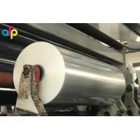 Buy cheap Biodegradable Mulch Film Bioplastic Lamination Roll Scratch Resistant Glossy PLA Film from wholesalers