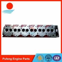 Buy cheap Isuzu replacement for one year warranty 6SD1 cylinder head for Hitachi excavator EX300-2 EX300-3 from wholesalers