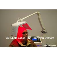 Buy cheap 650nm red cold laser hair regrowth machine from wholesalers